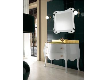 Мебель для ванной комнаты фабрики BMT  на заказ