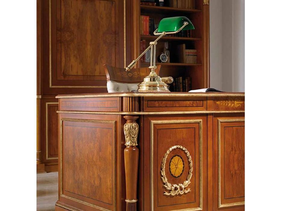 Ricaipons: President: стол письменный  (olivato)