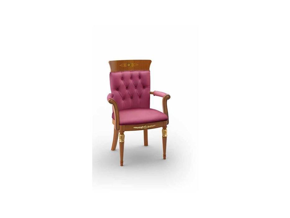 Ricaipons: President: кресло офисное  (olivato, кожа)
