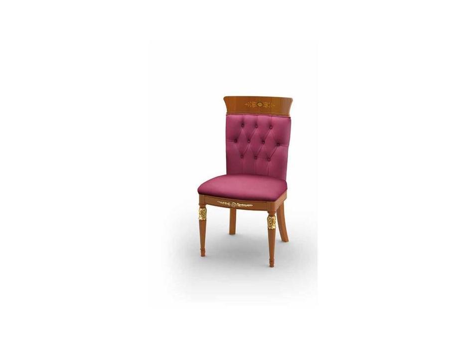 Ricaipons: President: стул  (olivato, кожа)