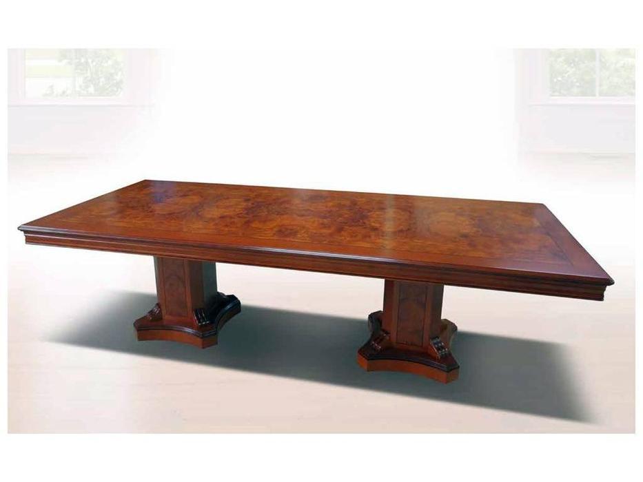 Ricaipons: New Executive: стол переговорный  (nogal)