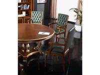 Ricaipons: Geo: кресло офисное  (nogal, кожа)