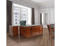Ricaipons: New Executive: стол письменный  (nogal)