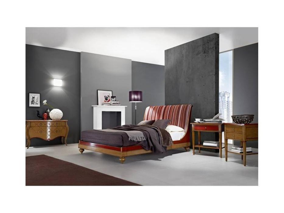Mocape: Penafiel: кровать двуспальная 160х200  с мягким изголовьем