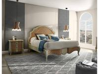 Mocape: Louise: кровать двуспальная  160х200
