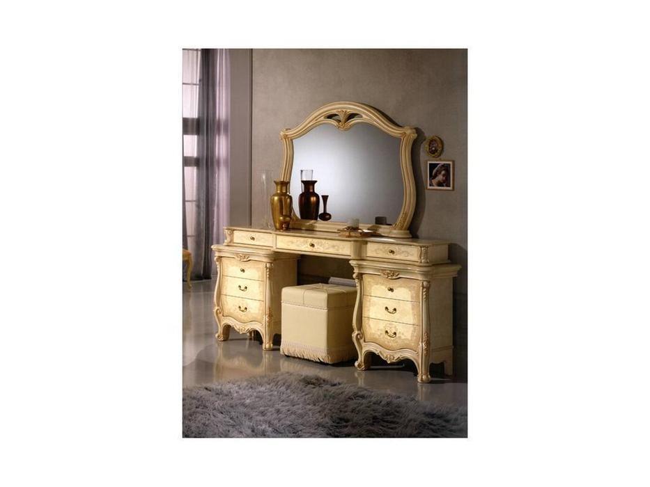 Saltarelli: Sovrana: стол туалетный  (слоновая кость)