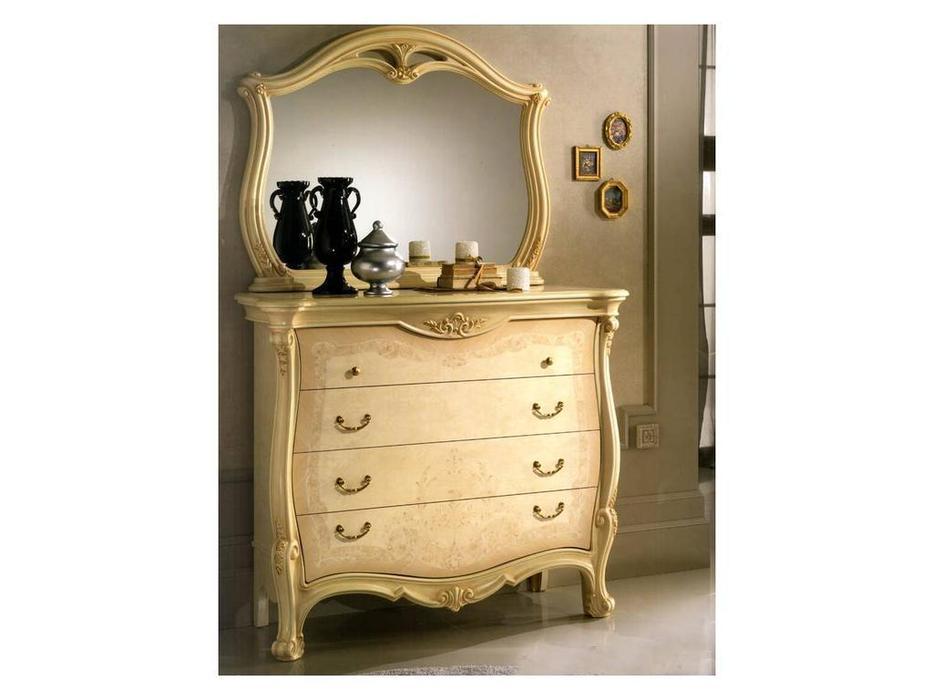 Saltarelli: Sovrana: зеркало  (слоновая кость)