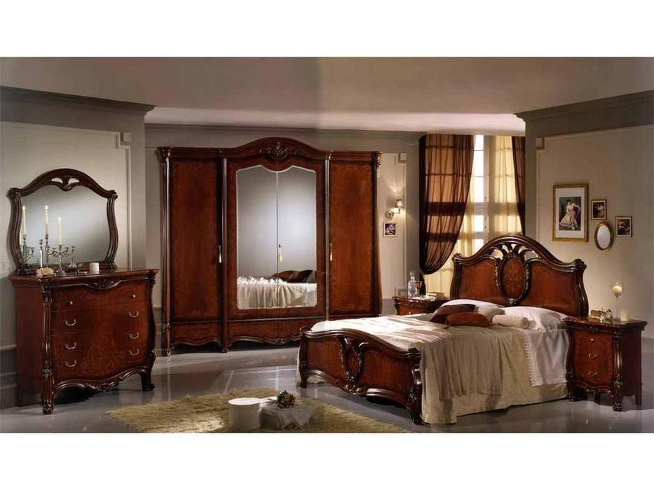 Saltarelli: Sovrana: спальная комната (орех)