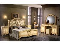 Saltarelli: Sovrana: спальная комната (слоновая кость)
