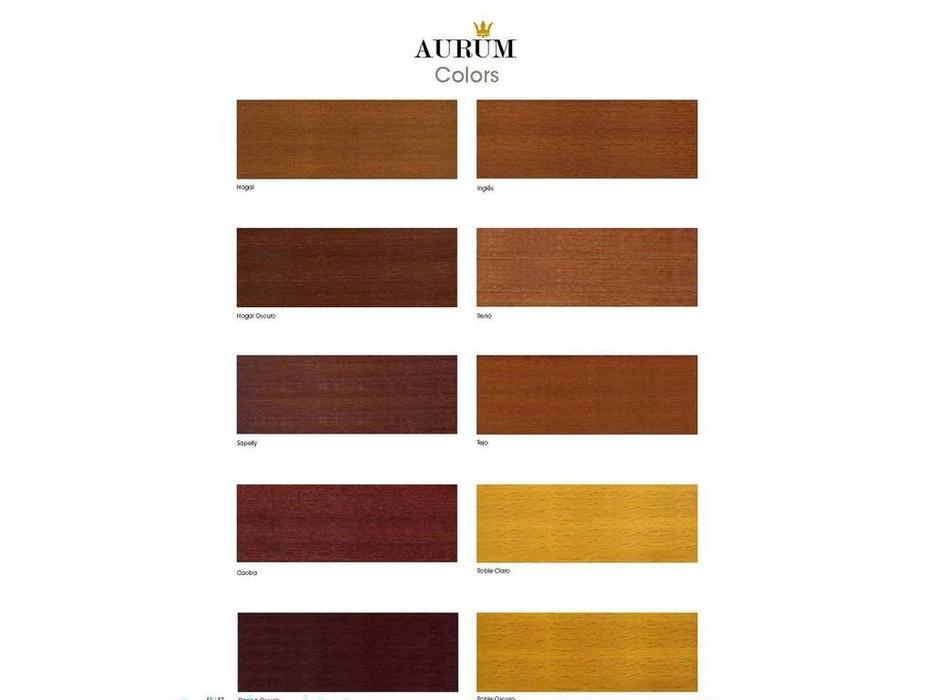 Genoveva: Aurum: образцы дерева