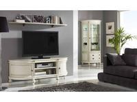 Genoveva: Aurum: тумба  под телевизор (слоновая кость)