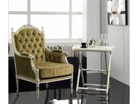 Genoveva: Aurum: кресло  (слоновая кость)