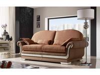 Genoveva: Aurum: диван  раскладной (слоновая кость, ткань)