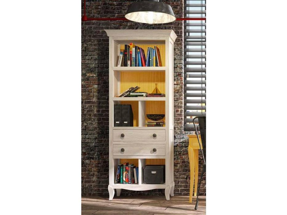 Grupo Seys: Basilea: шкаф книжный  открытый (blanco albo)