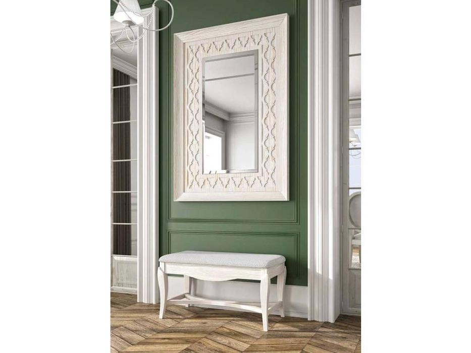 Grupo Seys: Basilea: зеркало настенное  (blanco albo)