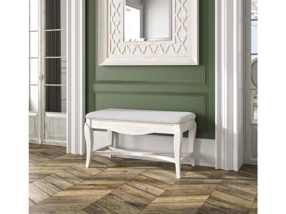 Grupo Seys: Basilea: банкетка  (blanco albo) ткань