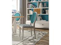 Grupo Seys: Basilea: стул  Luxor (blanco albo) ткань