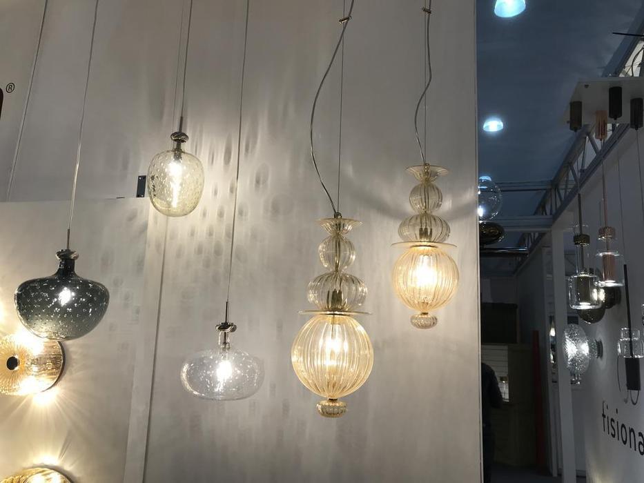 Sylcom: Aphros: подвесной светильник  (матовый никель)