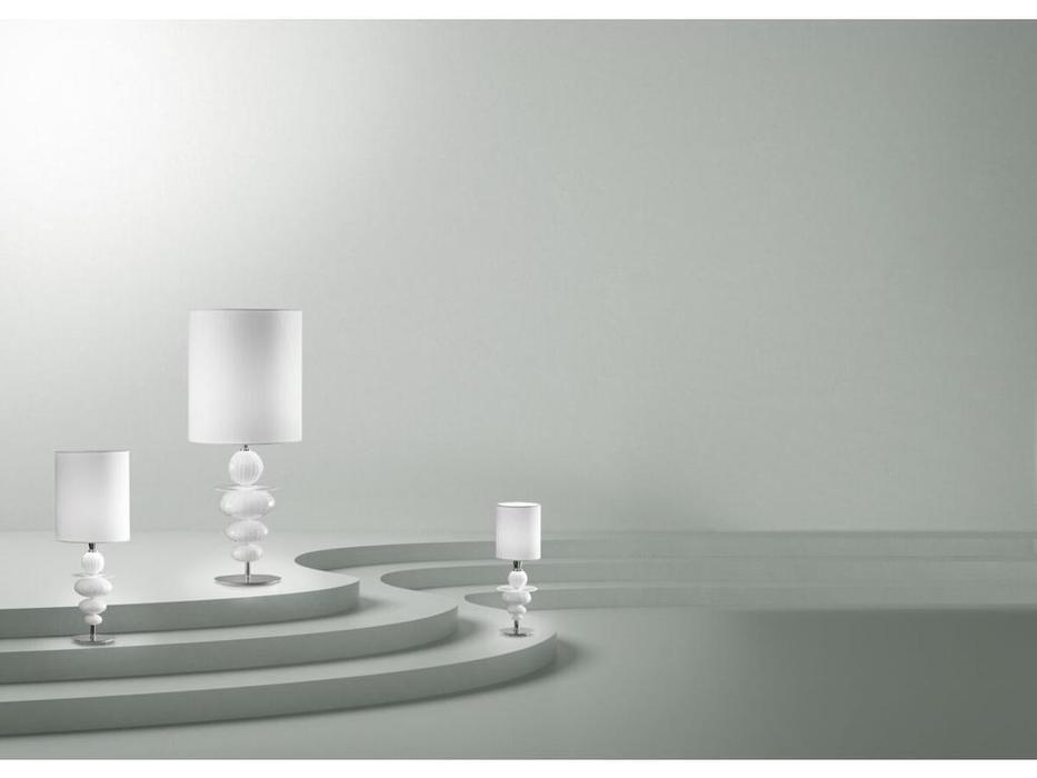 Sylcom: Igloo: лампа настольная  (хром)