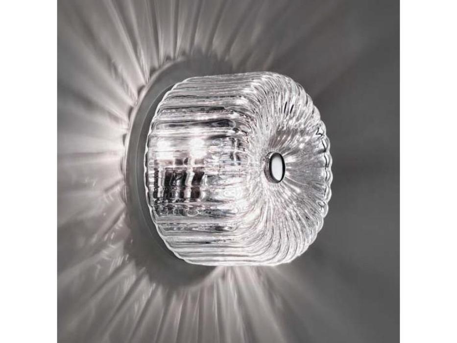 Sylcom: Mask: люстра потолочная  (хром, янтарь)