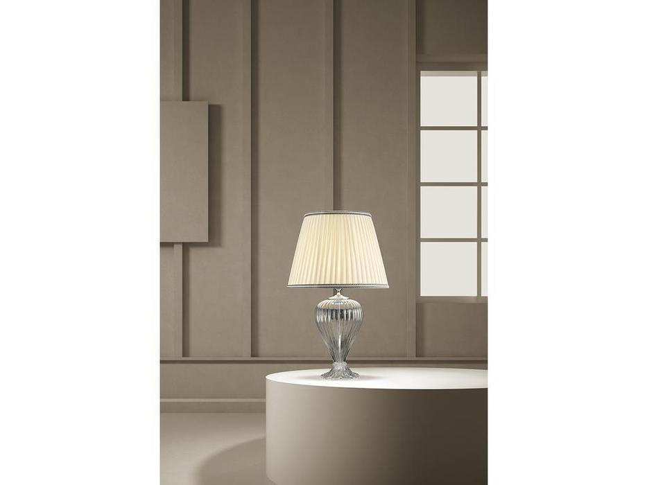 Sylcom: 1422: лампа настольная  (хром)