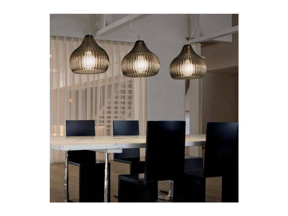 Sylcom: Spera: подвесной светильник  (хром)
