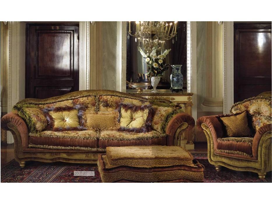 BM Style БМ Стиль: Александр-3: диван 3-х местный