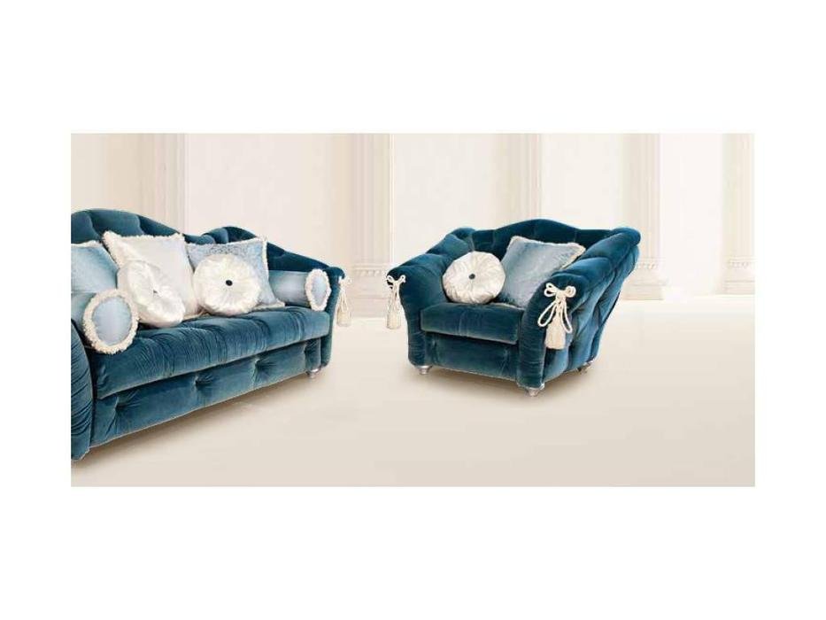 BM Style БМ Стиль: Ботеро-2: кресло (ткань)