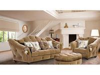 BM Style БМ Стиль: Ботеро: диван 3-х местный (ткань)