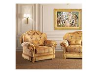 BM Style БМ Стиль: Принсипе-10: кресло (ткань)