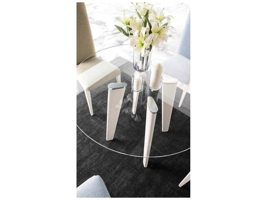 Monrabal Chirivella: Anabel: стол обеденный  (lacado lino)