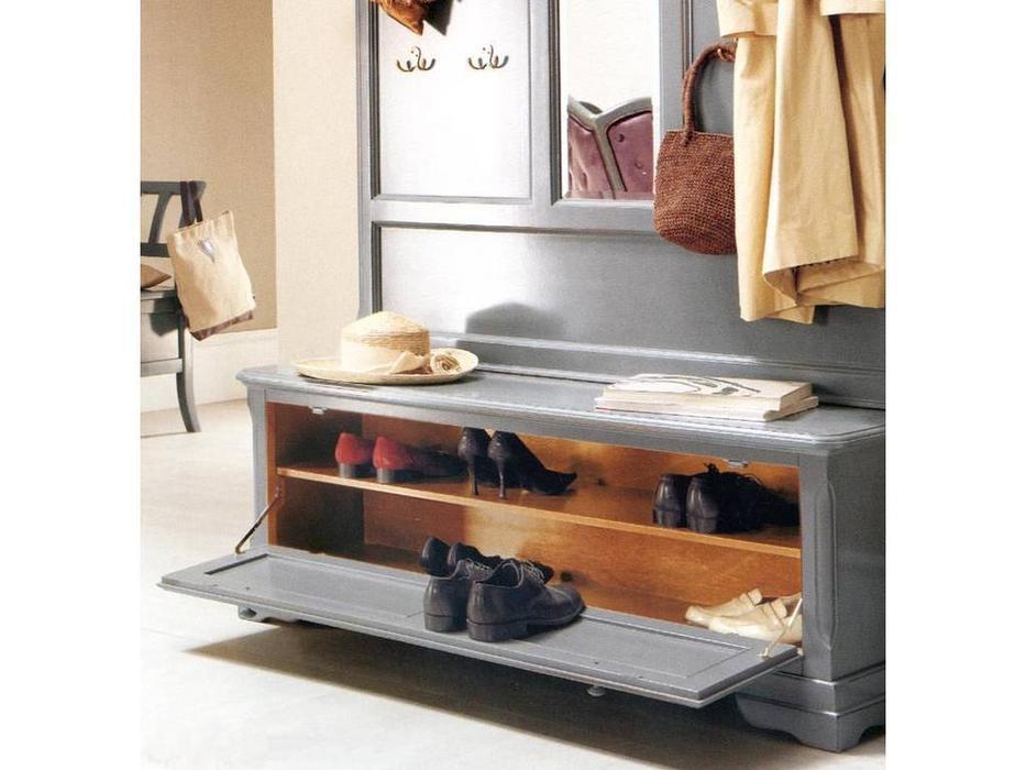 Cavio: Fiesole: обувница  (серый патинированный)