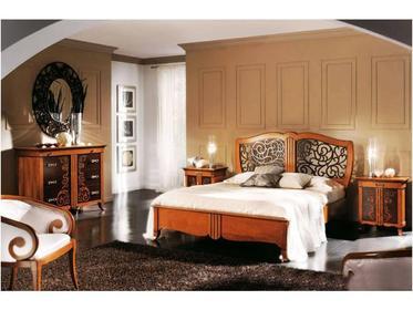 Мебель для спальни фабрики Francesco Pasi на заказ