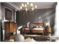 Francesco Pasi: New Deco: кровать 160х200 Деко  (вишня)