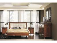 5109076 кровать двуспальная Francesco Pasi: New Deco