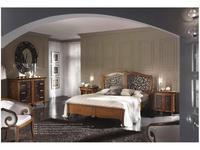 5109077 кровать двуспальная Francesco Pasi: New Deco