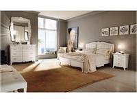 Francesco Pasi: New Deco: Спальная комната (laccato bianco)
