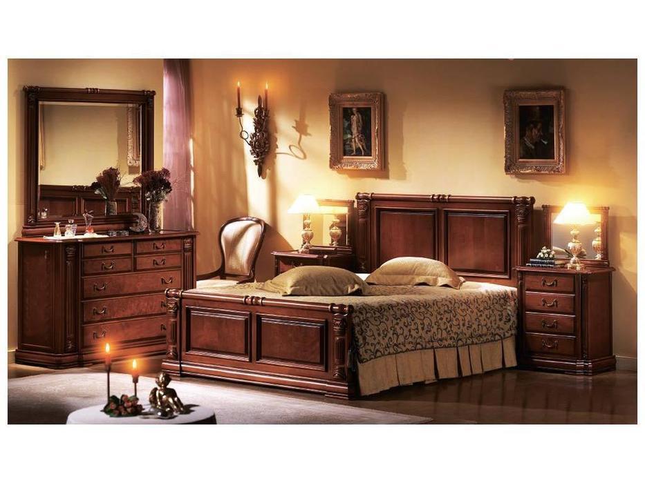 Antonio Loureiro Mendes ALM: Verdi: спальная комната (черешня)