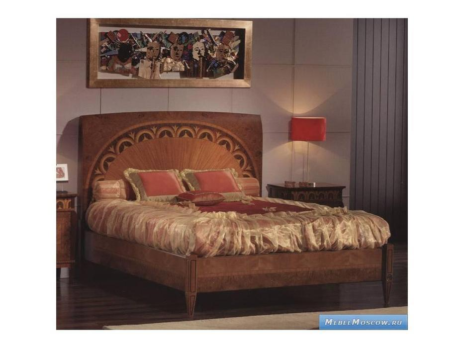 Antonio Loureiro Mendes ALM: Alen: кровать 180х200  (черешня)