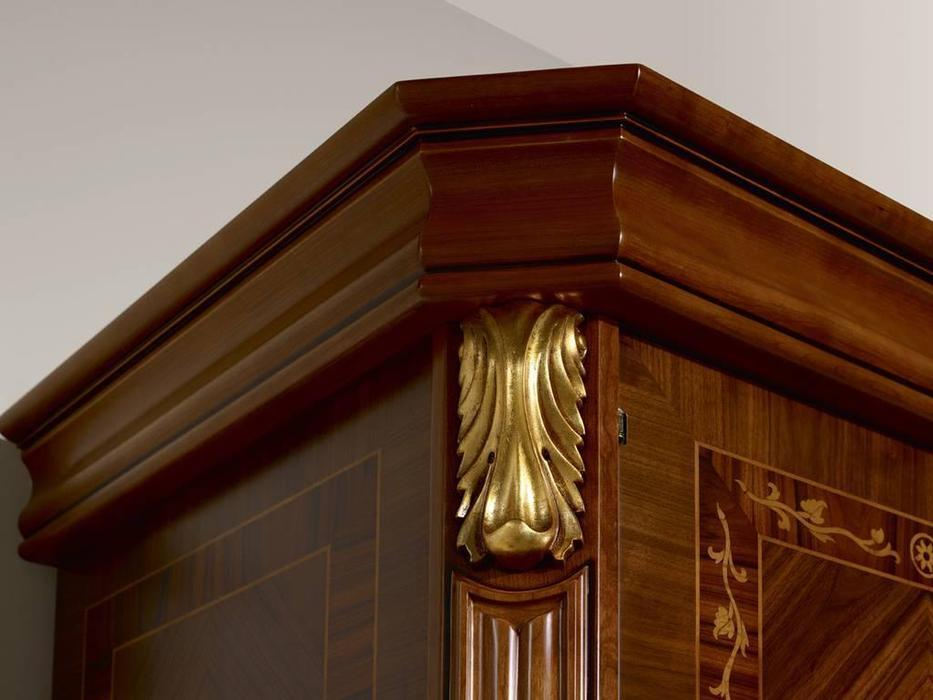 Antonio Loureiro Mendes ALM: Lux: шкаф 4-х дверный (инкрустация)