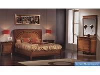 Antonio Loureiro Mendes ALM: Alen: спальная комната (черешня)