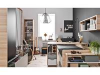 Vox: Evolve: подростковая комната (светлый дуб, черный, серый)