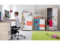 Vox: Evolve: подростковая комната (светлый дуб, белый)