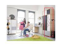 Vox: Evolve: магнитная доска  для дверей шкафа и комода высокого (белый)