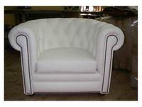 Комдис: Честер: кресло, кожа