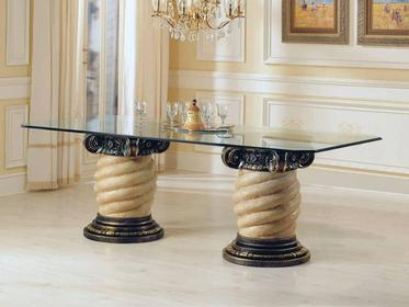 Столы и стулья фабрики Zache Заче на заказ