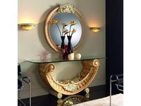 Zache Заче: Emperatriz: зеркало  (blanco oro)