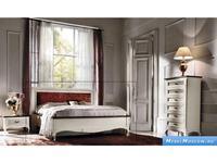 V. Villanova: Белла Донна: кровать двуспальная 160х200  (белый)