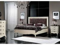 V. Villanova: Белла Донна: кровать двуспальная 180х200  (белый)