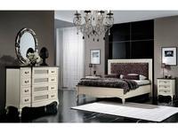 5201904 спальня современный стиль V. Villanova: Белла Донна